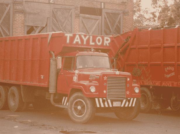 Vintage rear load